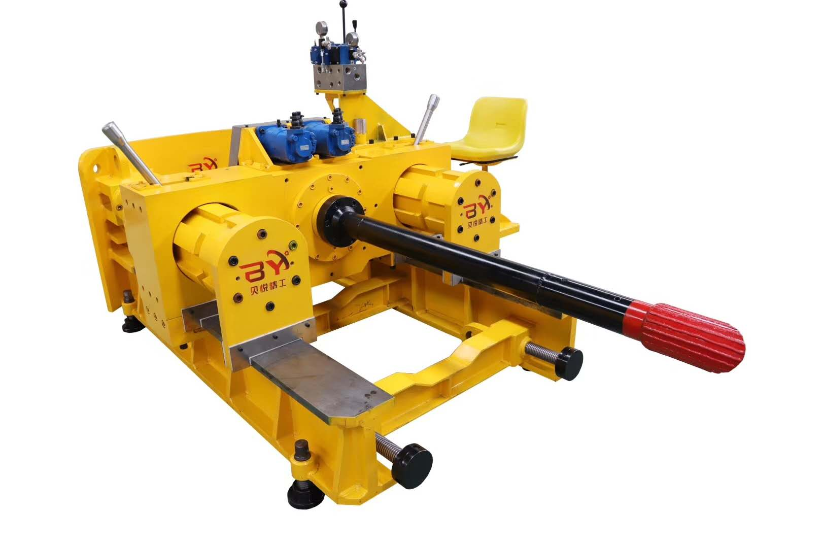 <h3>BY series auger boring machine</h3>