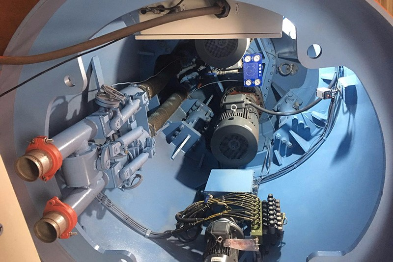 NPD1500 slurry pipe jacking machine
