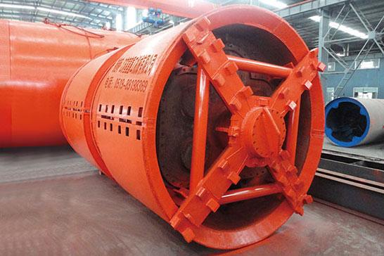 TPD1500 Earth Pressure Balanced Pipe Jacking Machine