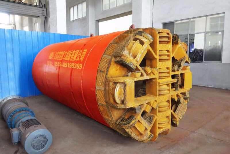 Φ1350 rock pipe jacking machine
