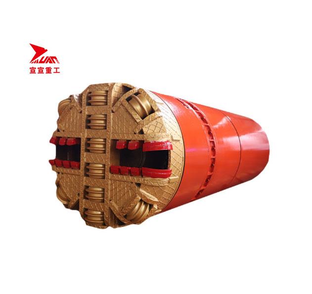 Φ2200 rock pipe jacking machine
