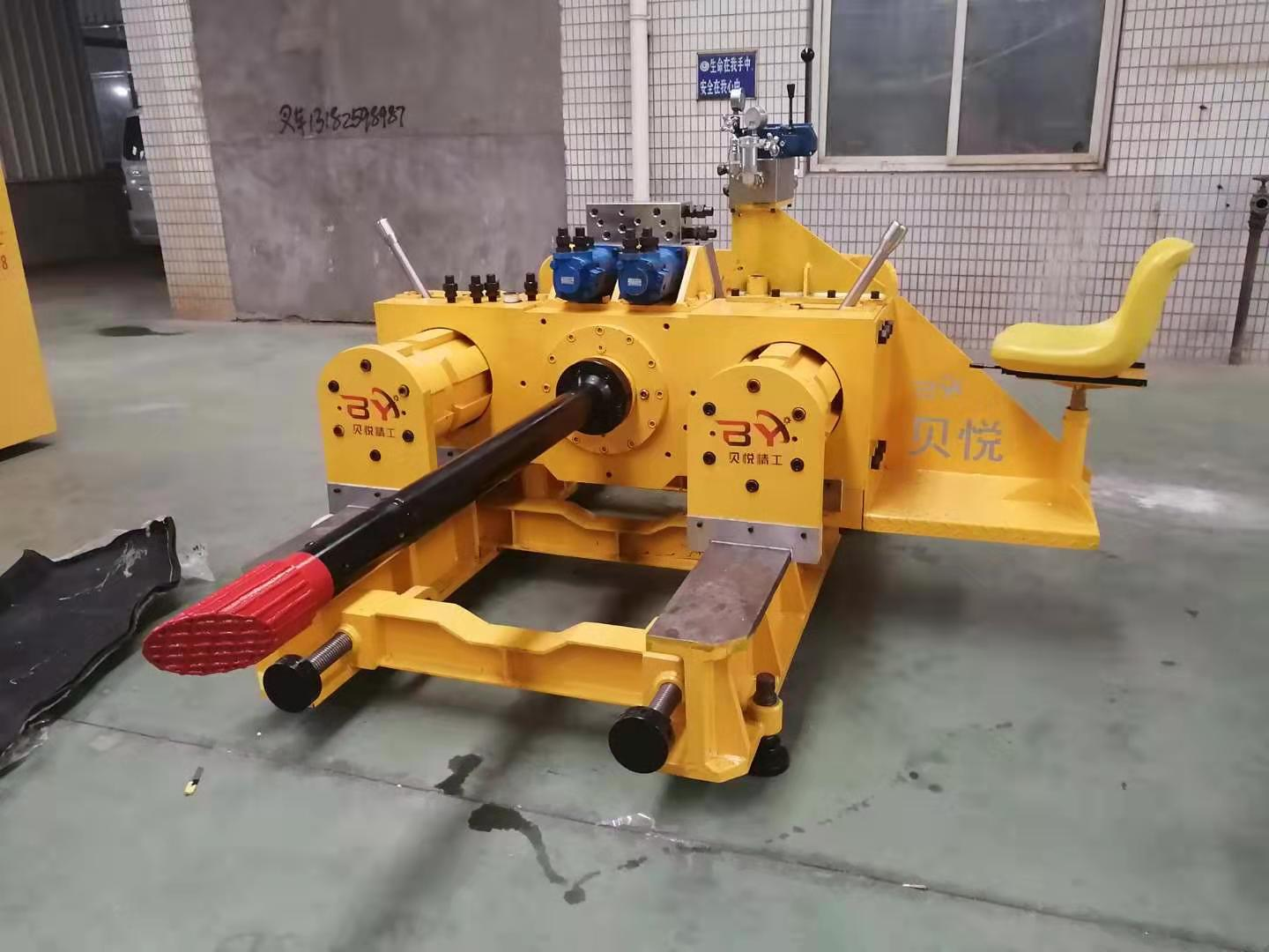 BY500 Auger boring machine