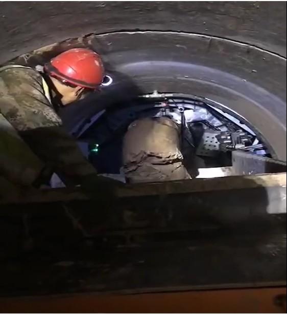 EPB Earth Pressure Balance Pipe Jackihg Machine